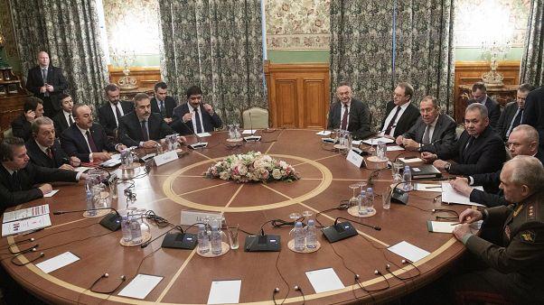 ما المطروح على طاولة المفاوضات في مؤتمر برلين بشأن ليبيا؟