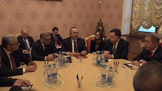 """Moskau: Runder Tisch zu Libyenkrise und """"Berliner Prozess"""""""