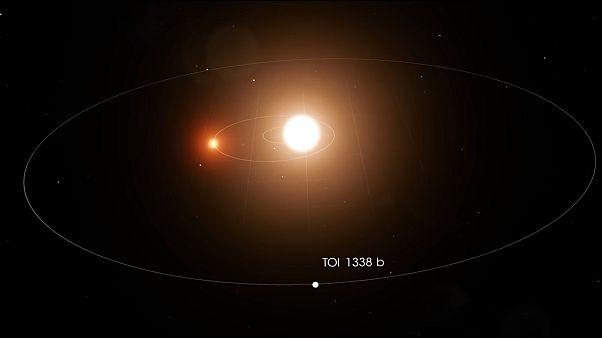 TOI 1338 b