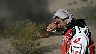El Dakar llora la muerte de Paulo Gonçalves