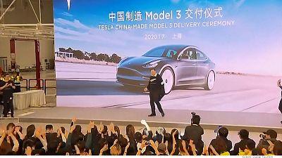 Tesla turns corner after testing times