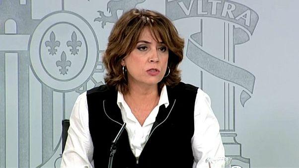 La exministra española de Justicia propuesta como nueva fiscal general del Estado