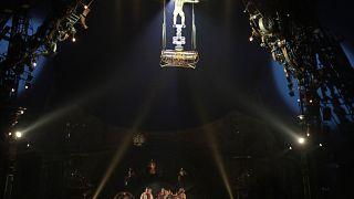 Европейское турне Cirque du Soleil
