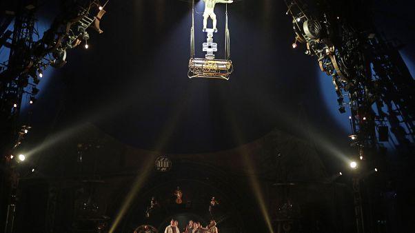 Mexikói stílusú show-t mutatott be a Cirque du Soleil Londonban