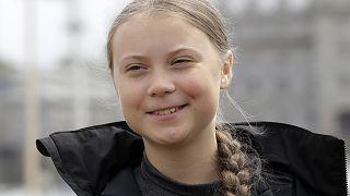 La militante climatique Greta Thunberg