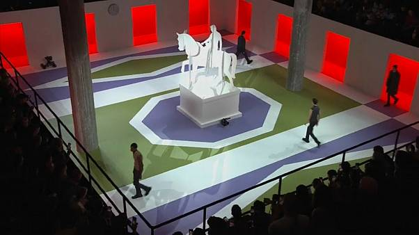 Неделя мужской моды в Милане: Prada и Ferragamo