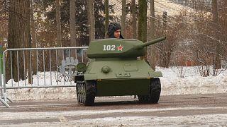 Ecco il tankodromo di Mosca, dove ci si sfida a bordo di carri armati