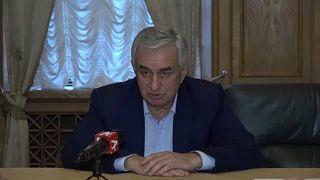 Abkhazia: il parlamento accetta le dimissioni del presidente
