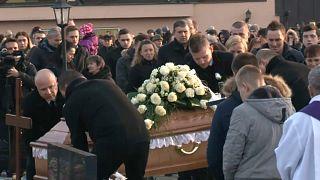 Un suspect plaide coupable du meurtre du journaliste Kuciak