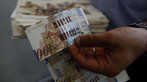 ادامه پیشروی دلار؛ شِکِل اسرائیل ۳۹۰۰ تومان شد