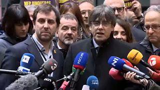 Meddig maradhat EP-képviselő Puigdemont?