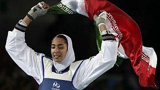 Újabb iráni sportoló távozott külföldre