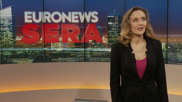 Euronews Sera | TG europeo, edizione di lunedì 13 gennaio 2020