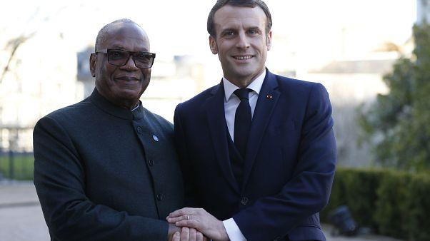 La France et les dirigeants du G5 Sahel font front commun contre les djihadistes
