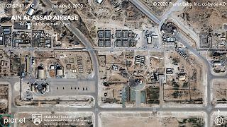 «اطلاع قبلی آمریکا» از حمله موشکی سپاه پاسداران به پایگاه عینالاسد