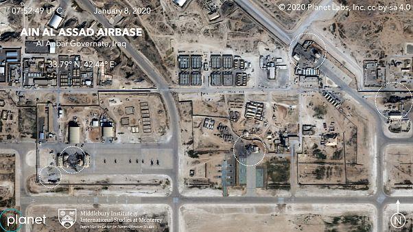 «نظامیان پایگاه عینالاسد ۸ ساعت قبل از حمله موشکی ایران به سنگرهای امن منتقل شده بودند»