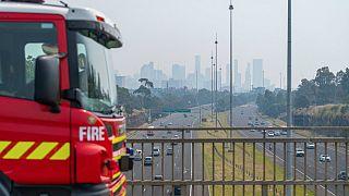Melbourne levegője a legrosszabb a világon, fel kellett függeszteni az Australian Open meccsét is