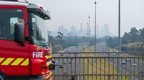 Мельбурн: дышать вредно