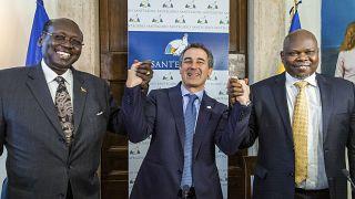Sud Sudan verso la pace. Firmato l'accordo alla Comunità di Sant'Egidio