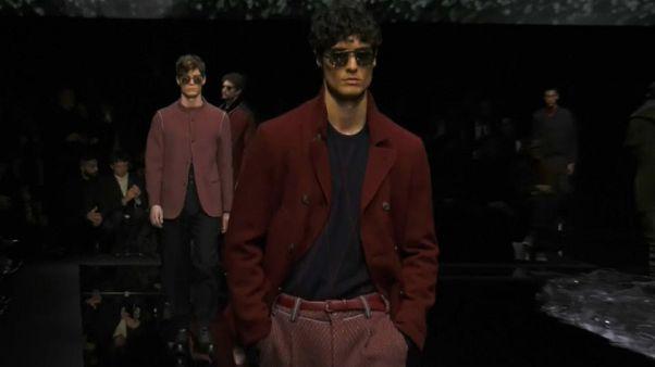 """La moda """"etica"""" di Giorgio Armani"""