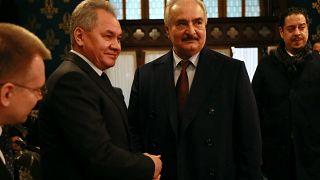 Κρίση στη Λιβύη: Έφυγε ο Χάφταρ από τη Μόσχα χωρίς να υπογράψει εκεχειρία
