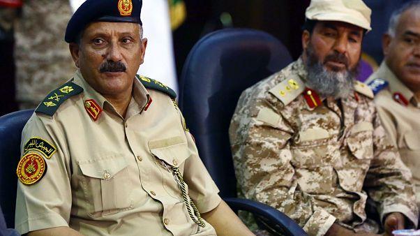 گفتگوهای آتش بس لیبی؛ ژانرال حفتر بدون امضای توافق مسکو را ترک کرد
