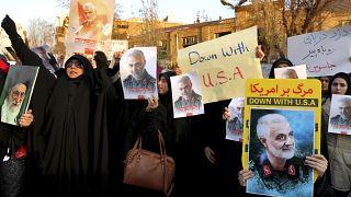 """Πομπέο: Το Ιράν """"θα κάνει τα πάντα"""" για να σταματήσει τις διαδηλώσεις"""