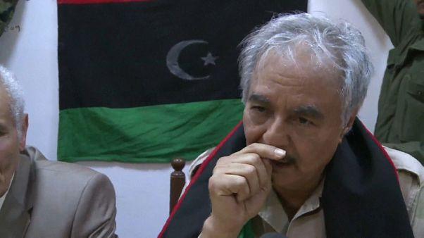 Incertidumbre en Libia tras el portazo del mariscal Hafter a las conversaciones de paz de Moscú