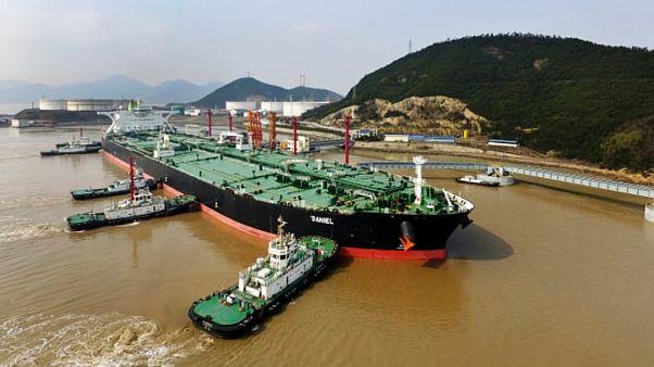 Ham petrol tankeri