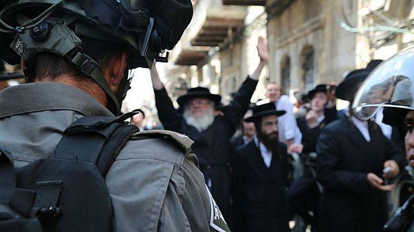 Kudüs'te 50 kadın ve çocuğu 'kölelik şartları altında' tutan haham gözaltına alındı