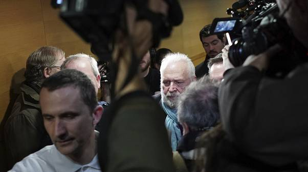 برنارد پرنا در دادگاه