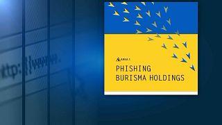 Russisches Militär hackt Gasunternehmen Burishma Holdings