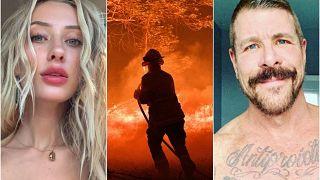 Avustralya yangınlarıyla mücadele için bağış karşılığı çıplak fotoğraf kampanyası