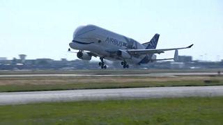 Munkába állt az Airbus Beluga XL