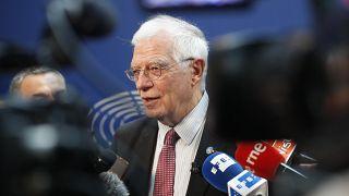O επικεφαλής της ευρωπαϊκής διπλωματίας, Ζοζέπ Μπορέλ