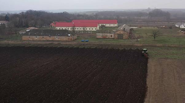 """Acaparamiento de tierras en Hungría por """"falsos granjeros"""""""
