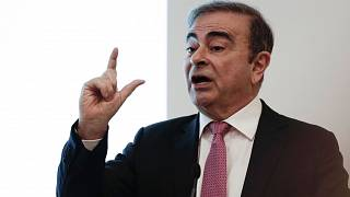 Carlos Ghosn is taking Renault to court over his pension