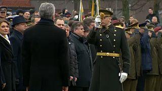 Η Λιθουανία θυμάται το 1991