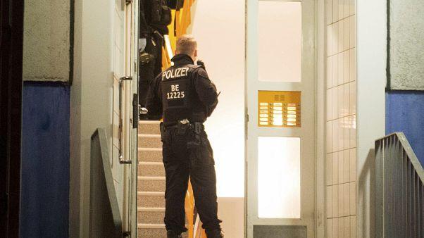 Allemagne : vaste opération anti-terroriste