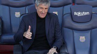 Bemutatták a Barcelona új edzőjét