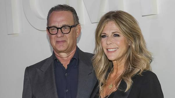 Tom Hanks ve Rita Wilson