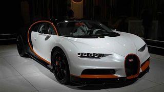 Carros de sonho dominam Salão Automóvel de Bruxelas 2020