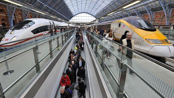 Német vasút: 86 milliárd eurós fejlesztés