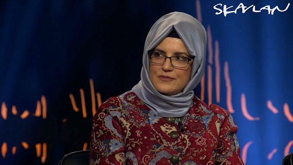 كيف علّقت خطيبة خاشقجي على أحكام الإعدام الصادرة في جريمة قتل الصحفي السعودي ؟