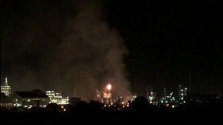 Explosão mortal em complexo químico na Catalunha