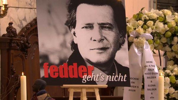 Bewegender Abschied - Hamburg sagt: Tschüss, Jan Fedder!