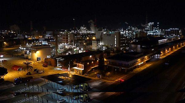 İspanya'da kimya fabrikasında patlama: 3 kişi öldü