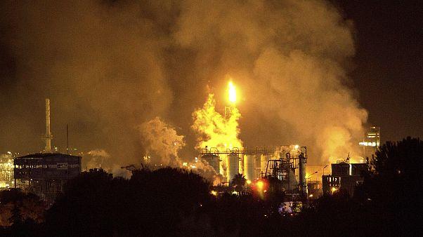 Ταραγόνα: Ένας νεκρός, ένας αγνοούμενος και 8 τραυματίες από έκρηξη σε εργοστάσιο χημικών