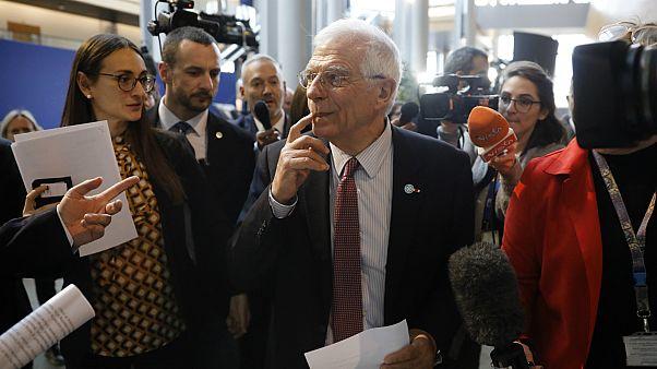 الاتحاد الأوروبي يحذر من تكرار السيناريو السوري في ليبيا