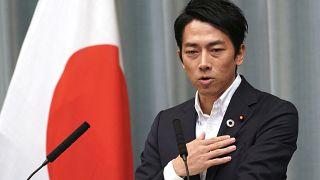 Japonya Çevre Bakanı Şinjiro Koizumi